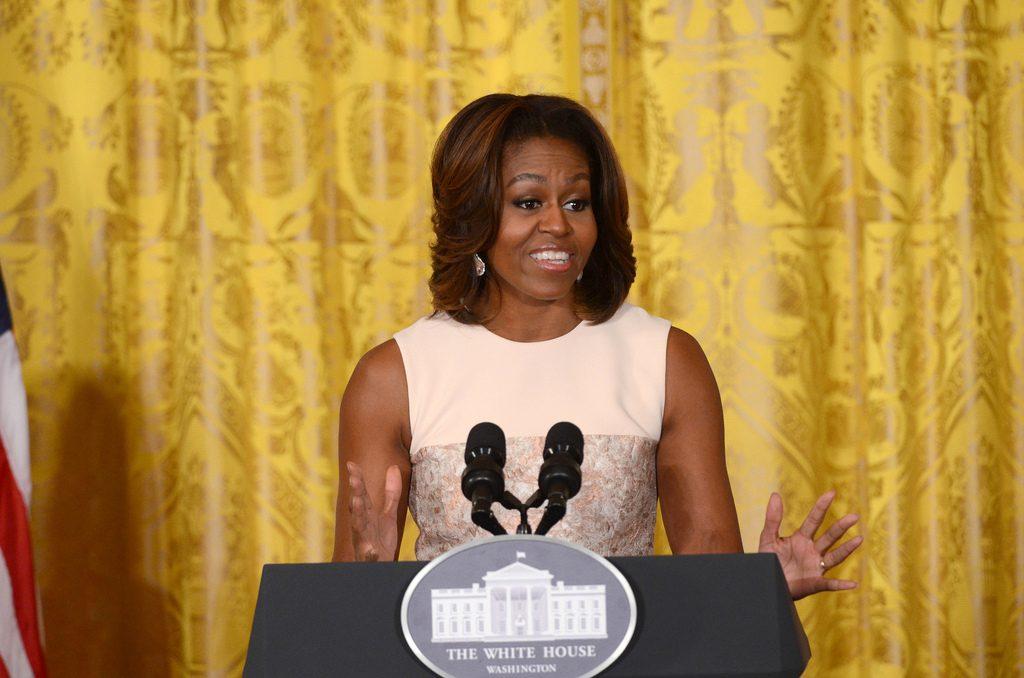Mrs. Obama (Michelle Obama)