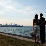 Obamas looking at Chicago